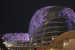 Yas Vicerroy, Abu Dhabi