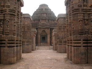 Konark Sun Temple - a World Heritage Site