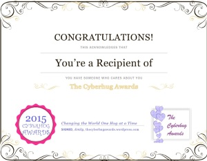 The Cyberhug Award