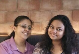 With Blogger/Writer Sonali