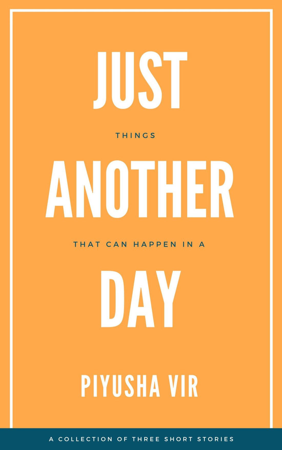 Just Another Day - Cover Image