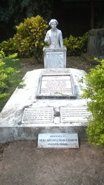 Derozio's Grave