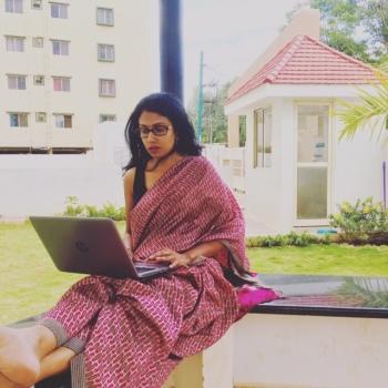 Tanushree Ghosh Writing